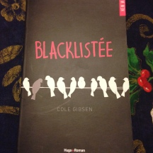 Blacklistée de Cole Gibsen