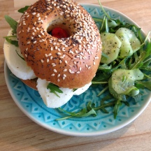 Bagel Mozza'
