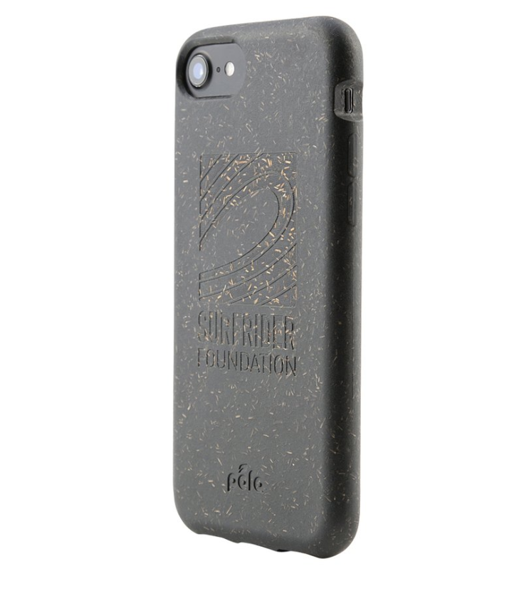 Surfrider Black Eco-Friendly iPhone 7/8