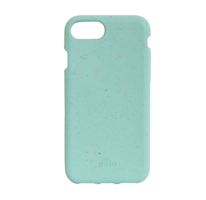 Ocean Turquoise Eco-Friendly iPhone 7 & iPhone 8 Case